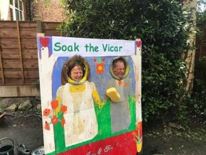 Soak the Vicar