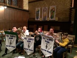 All Saints Band