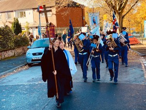 Remembrance Sunday Parade 2019